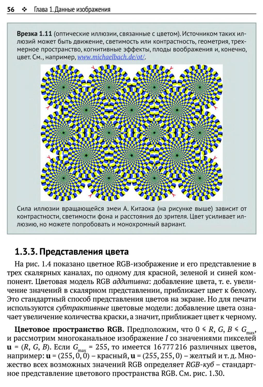 1.3.3. Представления цвета